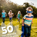 50 Free Boredom Busting Kids Activities
