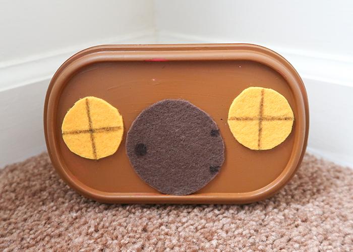 Easy Hobbit House Craft