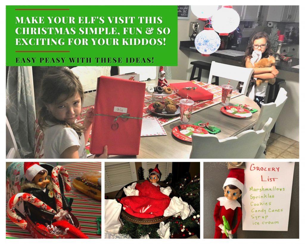 Elf on the Shelf Ideas & Printables