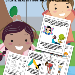 Exercise & Yoga Printables for Kids