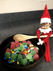 Elf Christmas Breakfast of Champions
