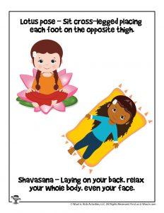 Yoga and Mindfulness for Kids