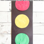 Black History Month Preschool Art Project: Garrett Morgan's Traffic Light