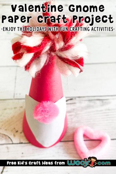 Valentine Gnome Craft Project