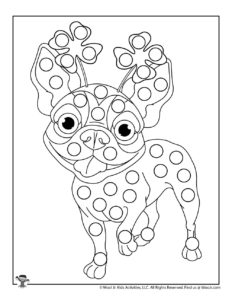 St. Patrick's Day Do A Dot Preschool Printable