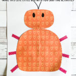 Paper Insect Craft for Kids