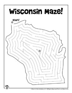 Wisconsin Social Studies Activity Page