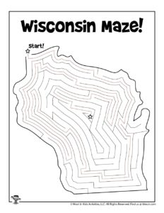 Wisconsin Social Studies Activity Page - KEY