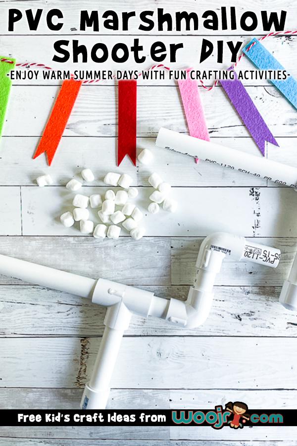 DIY Marshmallow Shooters