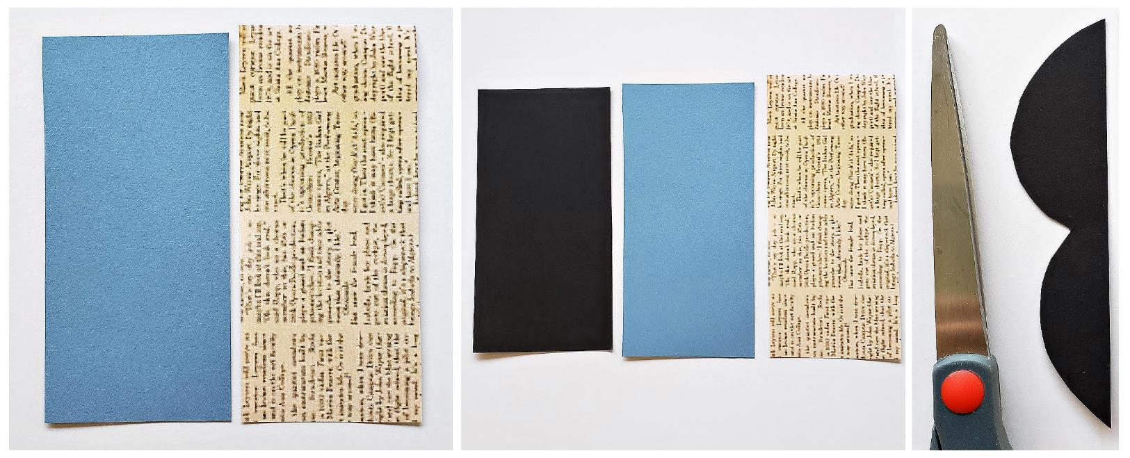 How to Make a Paper Collage