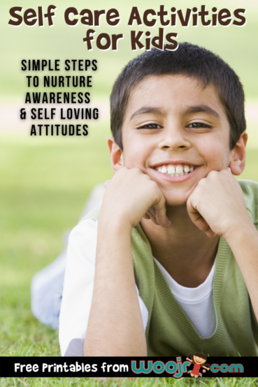 Self Care Activities for Kids