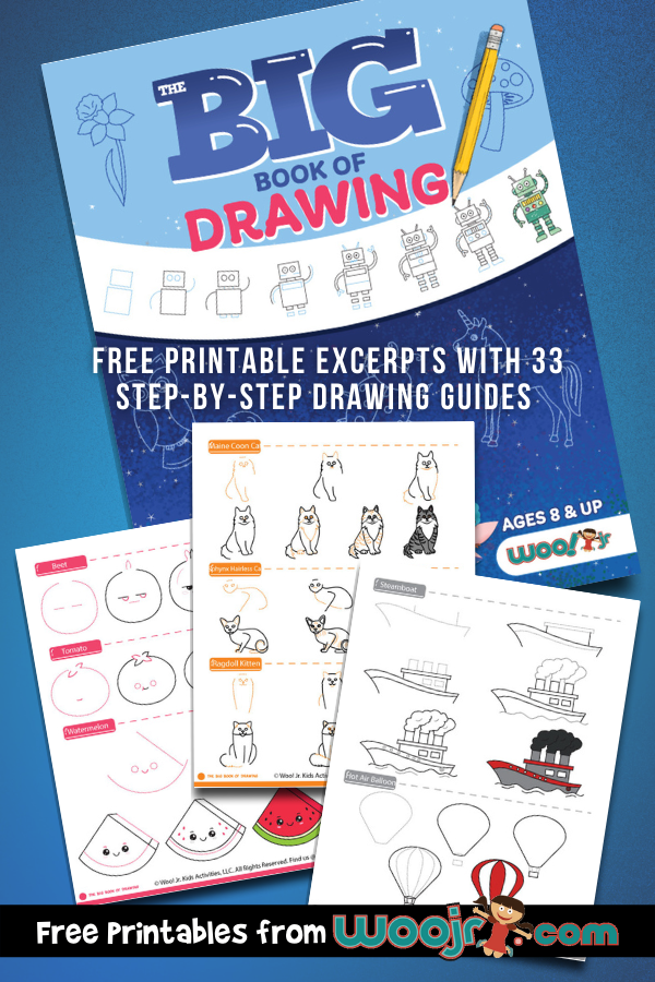 Big Book of Drawing for Kids
