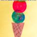 Stamped Ice Cream Craft