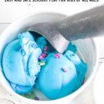 Easy 2 Ingredient Edible Playdough Recipe