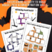 Halloween Missing Puzzle Pieces Games