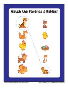Little Kids Worksheet Printables Easy