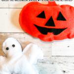 No Sew Halloween Felt Stuffies Kids Craft
